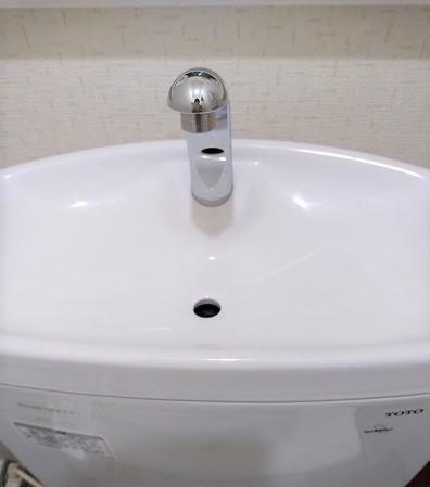 トイレ水受け 手洗い